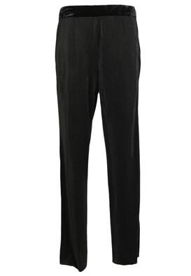 Pantaloni Pieces Hailey Black