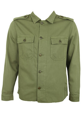 Camasa ZARA Rod Dark Green