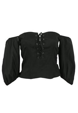 Bluza ZARA Charlotte Black