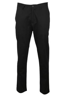Pantaloni de stofa ZARA Hermann Black