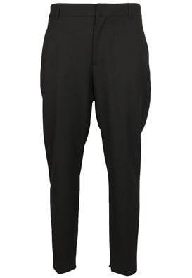 Pantaloni de stofa ZARA Kimberly Black