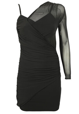 Rochie ZARA Elegance Black