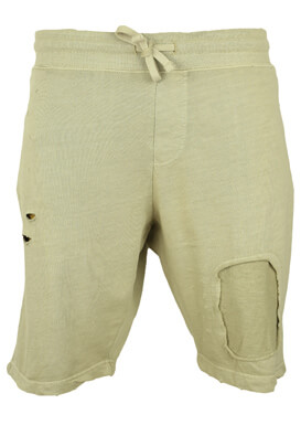 Pantaloni scurti New Look Chas Beige
