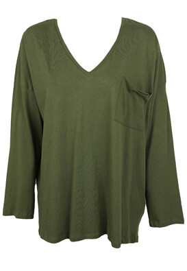 Bluza ZARA Xenia Dark Green