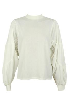 Bluza ZARA Shine White