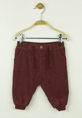 Pantaloni ZARA Andres Dark Red