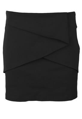 Fusta ZARA Basic Black