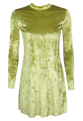 Rochie Pull and Bear Rita Light Green