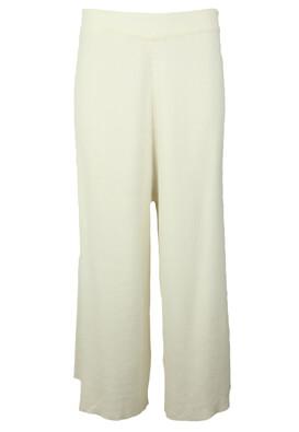 Pantaloni ZARA Sabine White