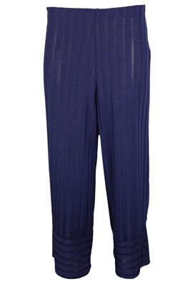 Pantaloni ZARA Hera Dark Blue