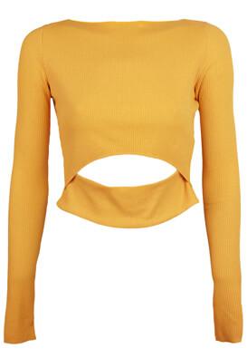 Bluza ZARA Elle Yellow