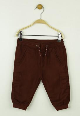 Pantaloni ZARA Regan Brown