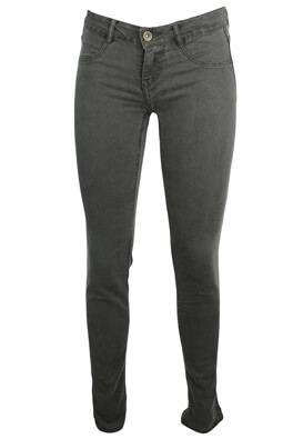 Blugi Pull and Bear Gloria Dark Grey