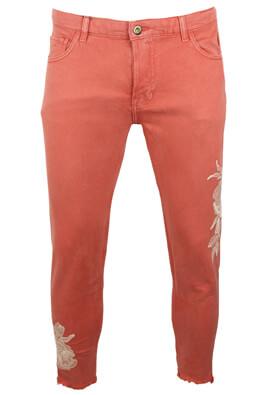 Pantaloni ZARA Marco Pink
