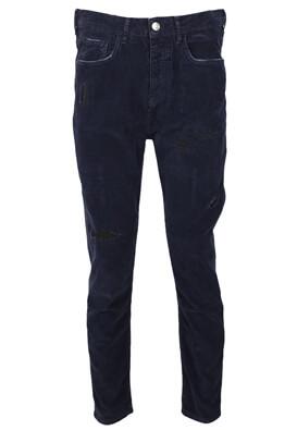 Pantaloni ZARA Ted Dark Blue