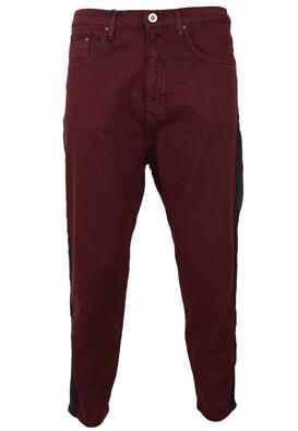 Pantaloni ZARA Ricco Dark Red