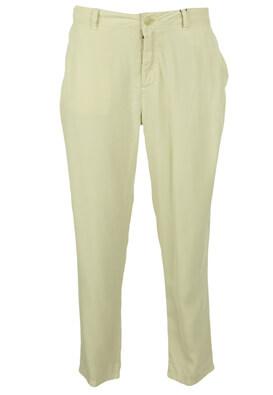 Pantaloni ZARA Elle Light Beige