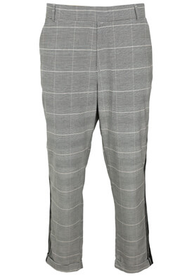 Pantaloni de stofa ZARA Brenda Grey