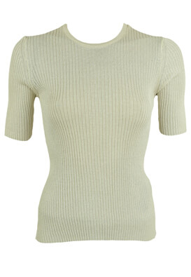 Tricou ZARA Sally Light Beige