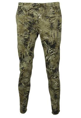 Pantaloni ZARA Ted Dark Green