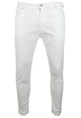 Pantaloni ZARA Simon White