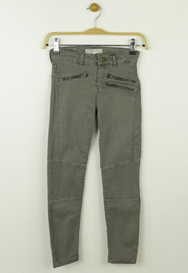 Pantaloni ZARA Sally Grey
