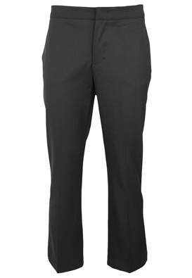 Pantaloni de stofa ZARA Gina Black