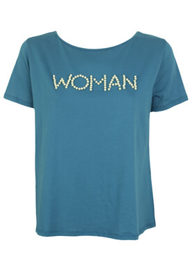 Tricou Promod Woman Blue
