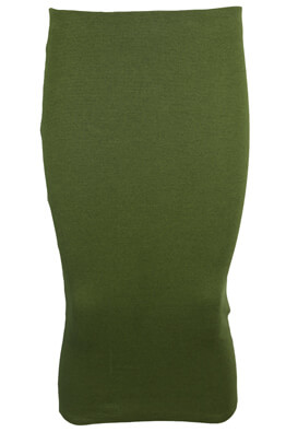 Fusta Pull and Bear Tasha Dark Green