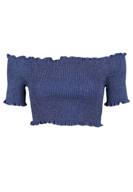 Top Pull and Bear Roxanne Blue