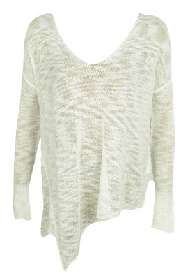 Bluza Pull and Bear Inna White