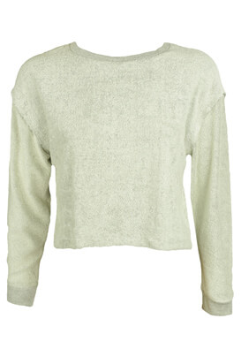 Bluza Pull and Bear Kora Light Grey
