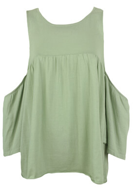 Bluza ZARA Berta Light Green