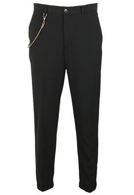 Pantaloni de stofa ZARA Patrick Black