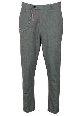 Pantaloni de stofa ZARA Chas Grey