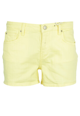 Pantaloni scurti Pull and Bear Sabrina Yellow