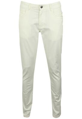 Pantaloni ZARA Mario White