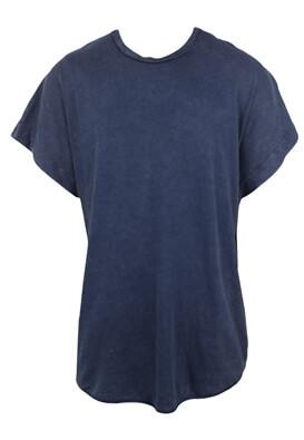 Tricou ZARA Trey Dark Blue
