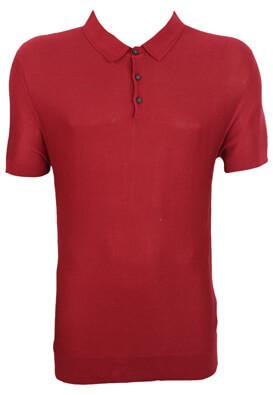 Tricou polo ZARA Della Red