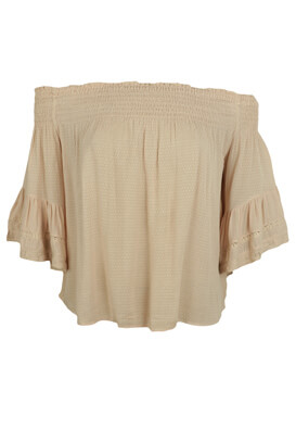 Bluza Bershka Aimee Light Pink