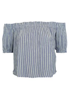 Tricou Bershka Wendy Blue