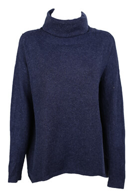 Pulover Vero Moda Bess Dark Blue