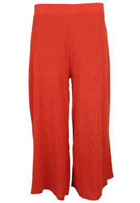 Pantaloni Stradivarius Elle Red