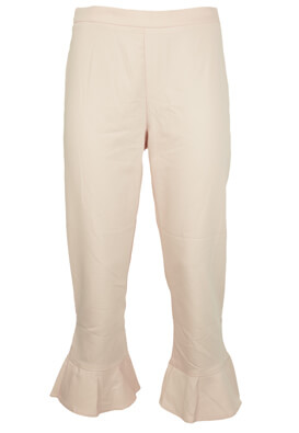 Pantaloni Stradivarius Mara Light Pink