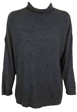 Bluza Jacqueline de Yong Keira Dark Grey