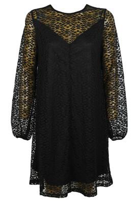 Rochie Selected Fancy Black