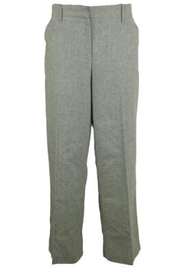 Pantaloni de stofa Promod Anya Grey