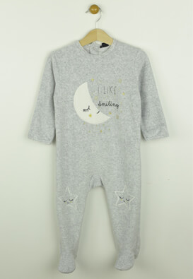Pijama Kiabi Lydia Light Grey
