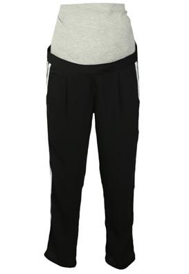 Pantaloni Mamalicious Nastasia Black