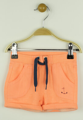 Pantaloni scurti Kiabi Jordan Light Orange